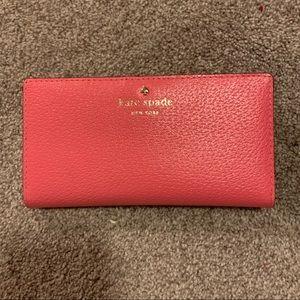Kate Spade bifold wallet!